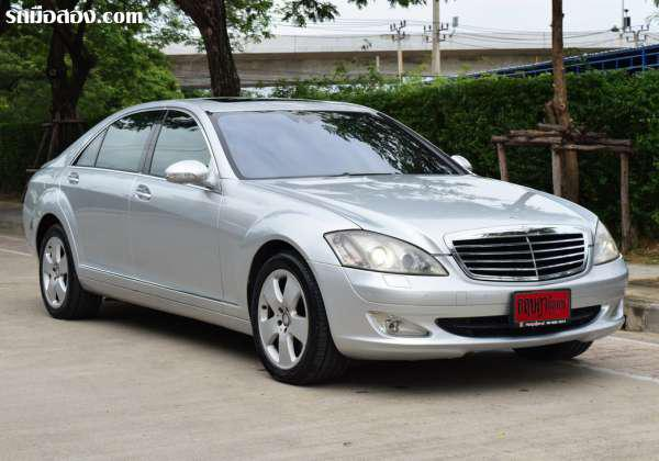 BENZ S-CLASS S300 ปี 2009