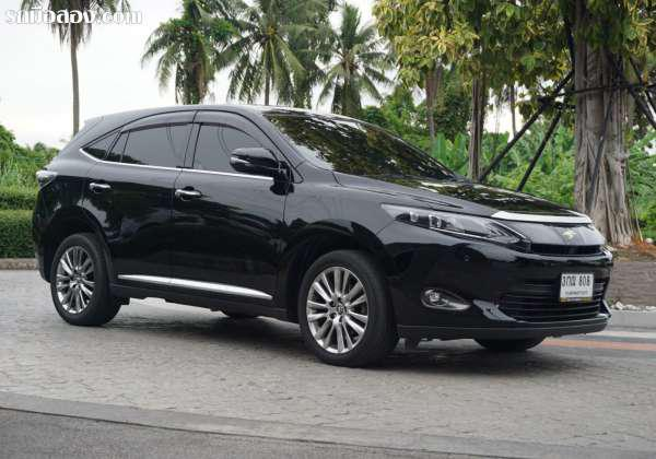 TOYOTA HARRIER ปี 2014