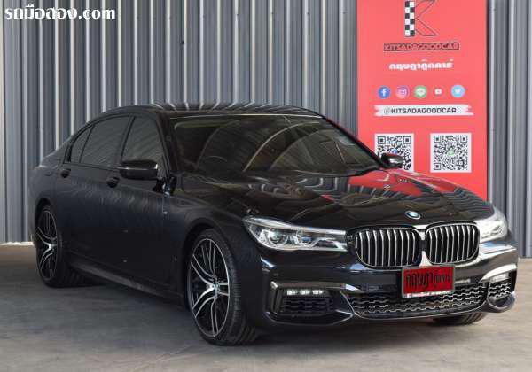 BMW 7 SERIES 740IL ปี 2016