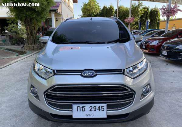 FORD ECOSPORT ปี 2018