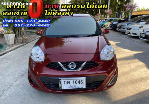 NISSAN MARCH ปี 2018