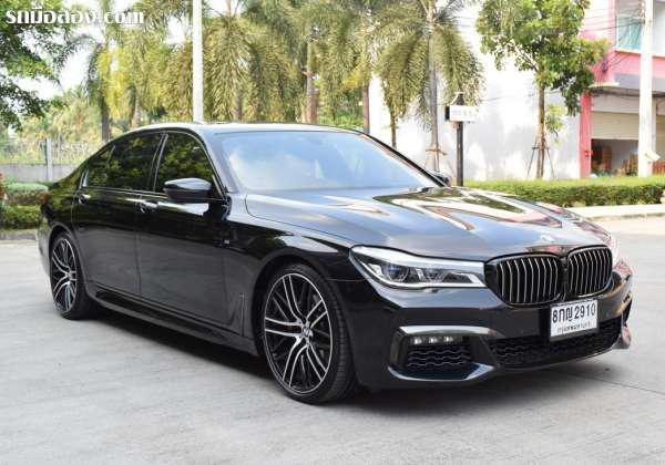 BMW 7 SERIES 740LI ปี 2016