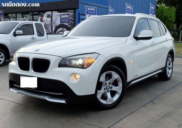 BMW X X1 ปี 2011