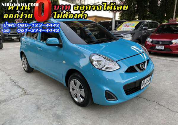 NISSAN MARCH ปี 2019