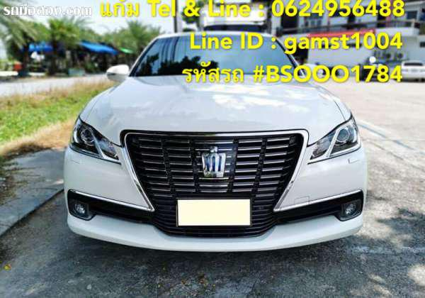 TOYOTA CROWN ปี 2013