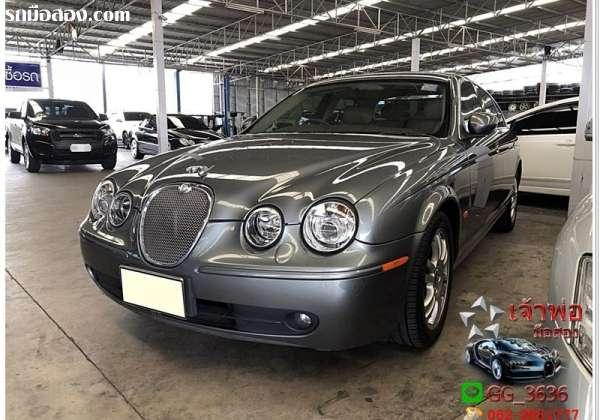 JAGUAR S-TYPE ปี 2007