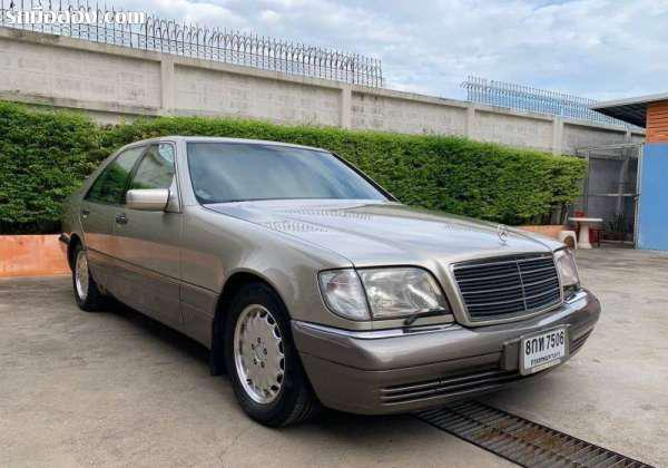 BENZ S-CLASS S280 ปี 1998