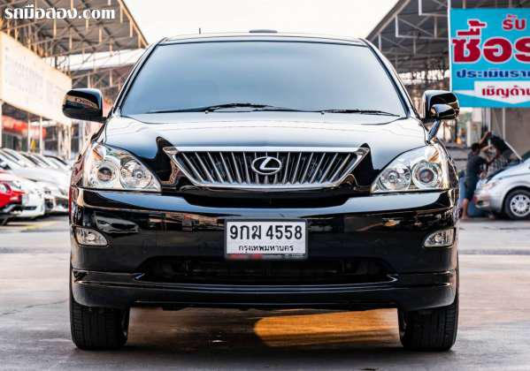 TOYOTA HARRIER ปี 2008
