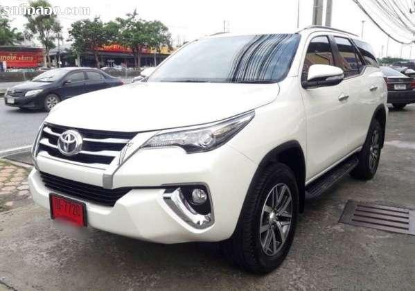 TOYOTA FORTUNER ปี 2018
