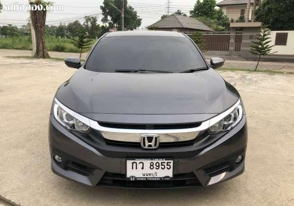 HONDA CIVIC ปี 2017