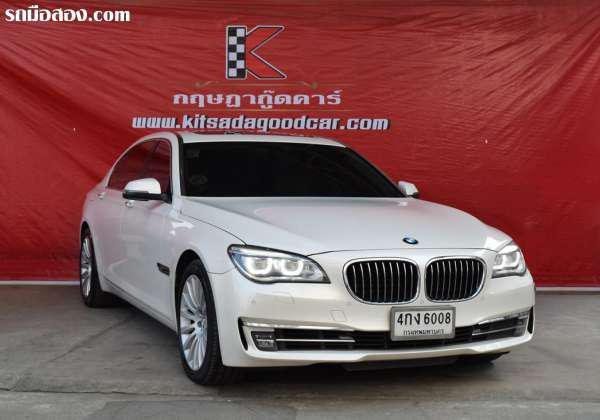 BMW 7 SERIES 730LD ปี 2015