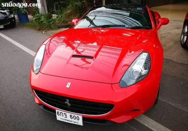 FERRARI CALIFORNIA ปี 2013
