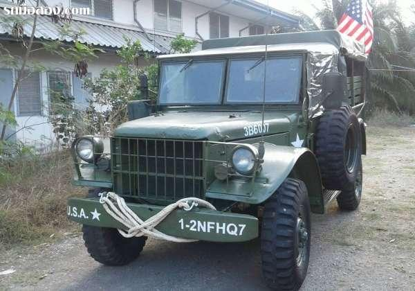 JEEP WILLYS ปี 1985