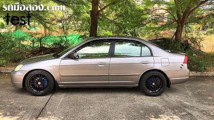 HONDA CIVIC ปี 2002