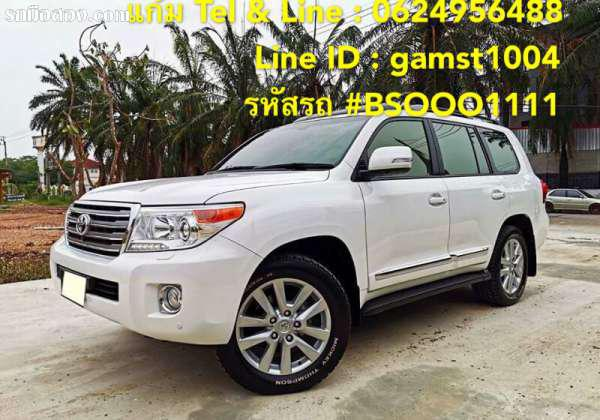 TOYOTA LAND CRUISER ปี 2014