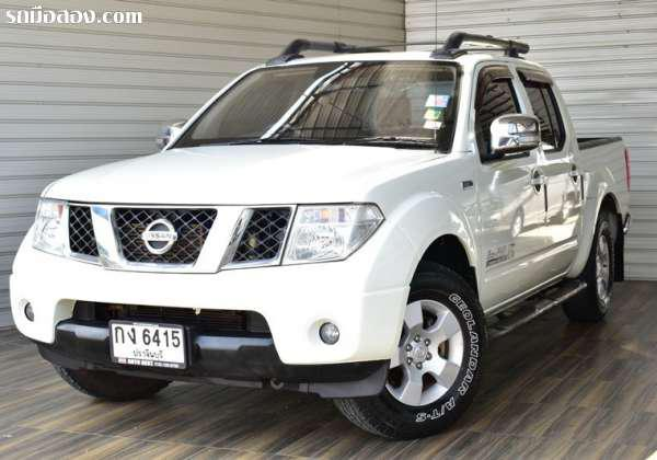 NISSAN FRONTIER ปี 2011