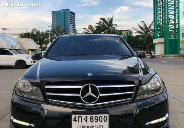 BENZ 200 ปี 2014