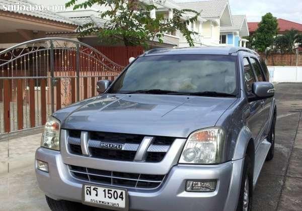 ISUZU MU-7 ปี 2006