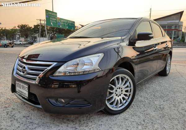 NISSAN SYLPHY ปี 2012