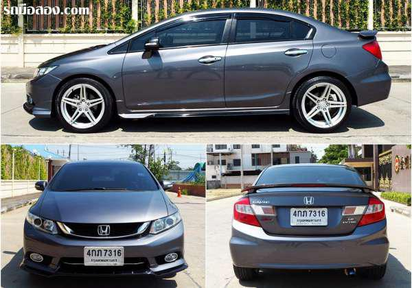 HONDA CIVIC ปี 2015