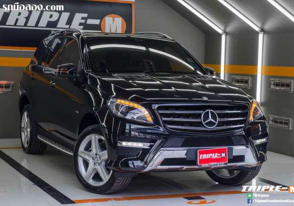 BENZ ML-CLASS ML250 CDI AMG ปี 2013