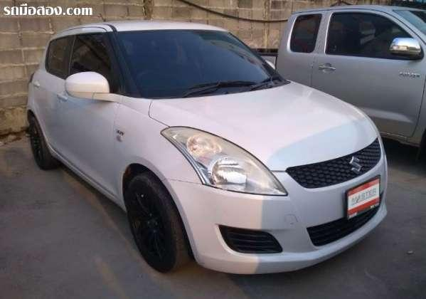 SUZUKI SWIFT ปี 2012