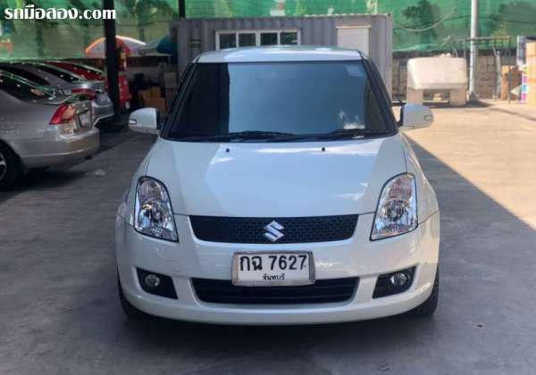 SUZUKI SWIFT ปี 2011