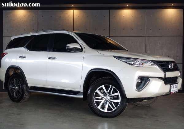 TOYOTA FORTUNER ปี 2019