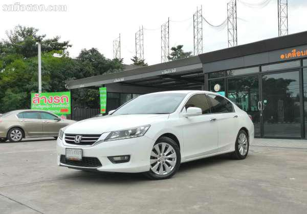 HONDA ACCORD ปี 2014