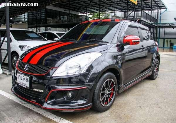 SUZUKI SWIFT ปี 2014