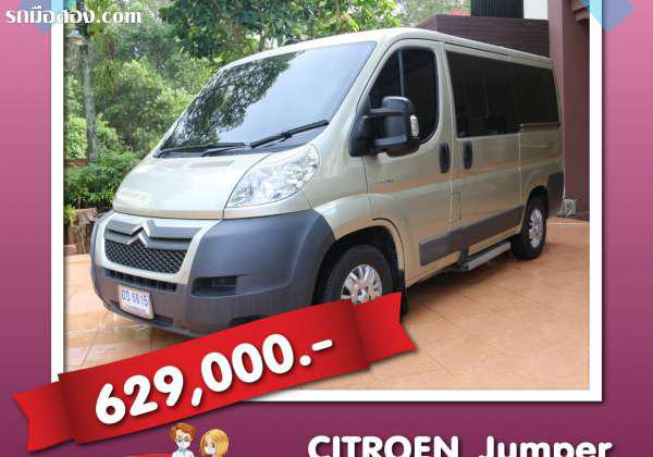 CITROEN JUMPER ปี 2010
