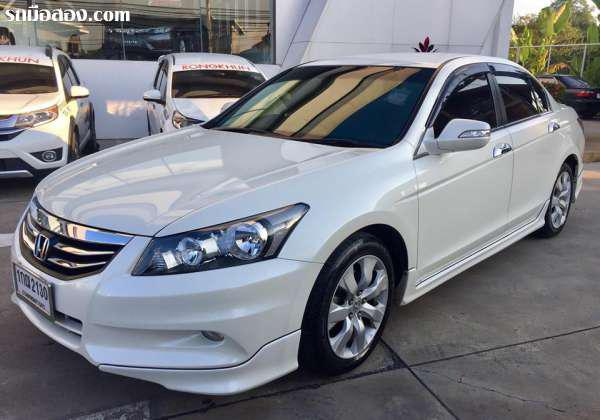HONDA ACCORD ปี 2012