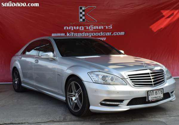 BENZ S-CLASS S350 CDI ปี 2010