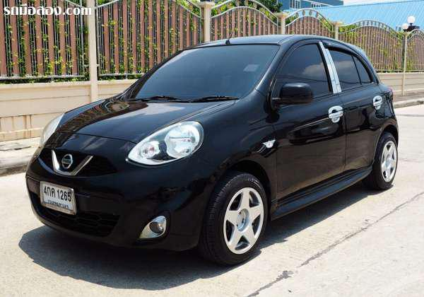 NISSAN MARCH ปี 2013
