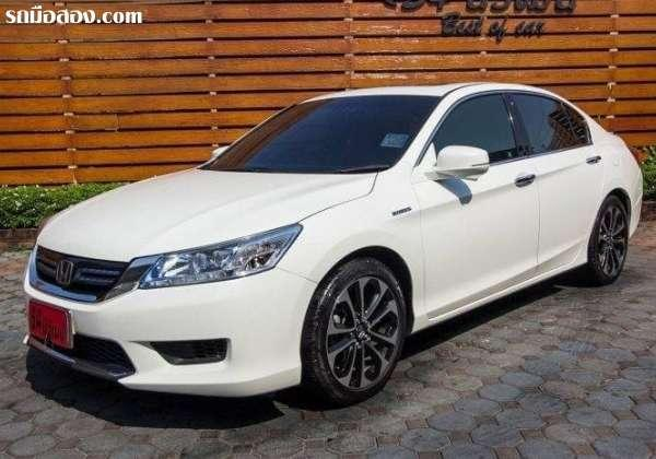 HONDA ACCORD ปี 2015