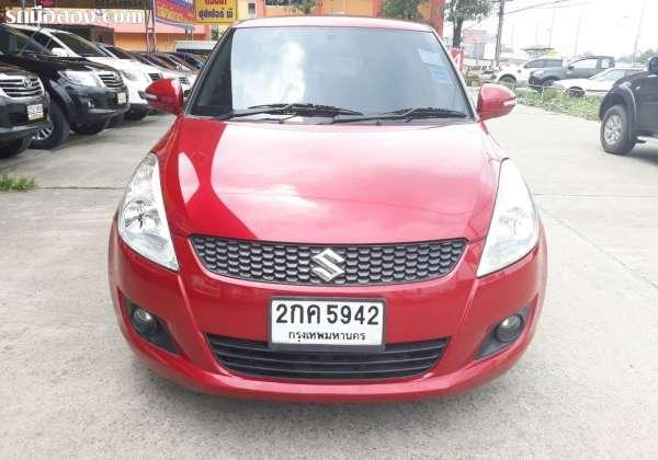 SUZUKI SWIFT ปี 2013