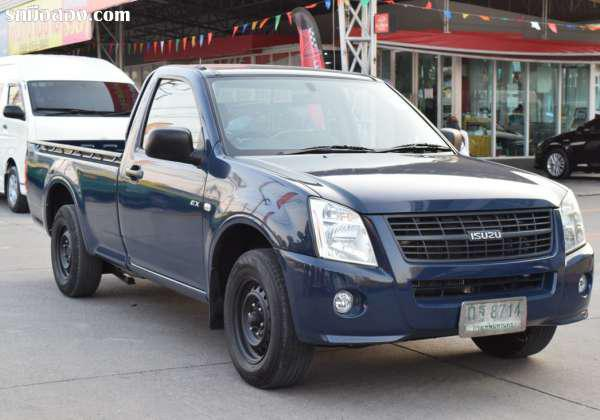 อีซูซุ ดีแม็ก มือสอง | ISUZU D-MAX 2007 กรุงเทพมหานคร บางนา 2500CC. 189000 เกียร์เกียร์กระปุก สีน้ำเงิน - ISUZU D-MAX ปี 2007