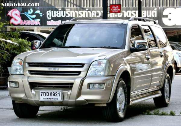 ISUZU ADVENTURE ปี 2004