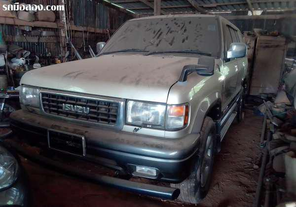 ISUZU TROOPER ปี 1997