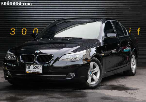 BMW 5 SERIES 520D ปี 2008