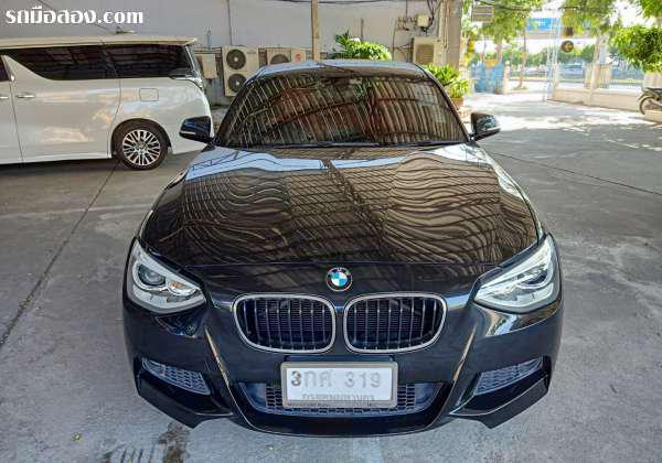 BMW 1 SERIES 116I ปี 2014