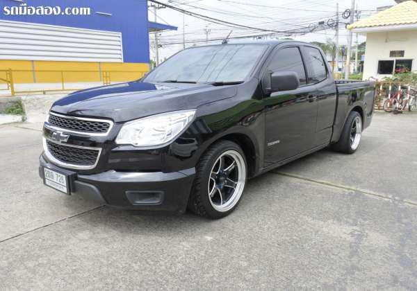 CHEVROLET COLORADO ปี 2012