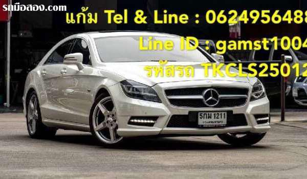 BENZ CL-CLASS CLS250 CDI AMG ปี 2012