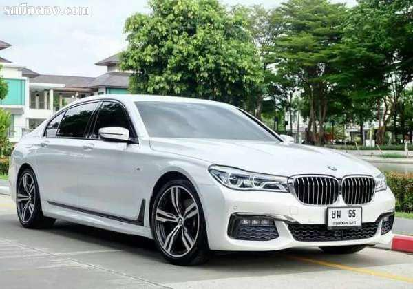 BMW 7 SERIES 730LD ปี 2017