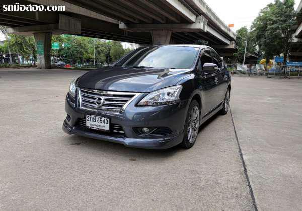 NISSAN SYLPHY ปี 2013