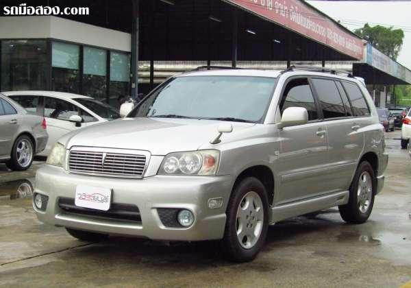 TOYOTA KLUGER ปี 2006