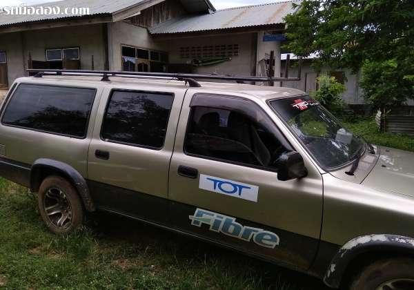 TOYOTA HILUX-MIGHTY-X ปี 1996