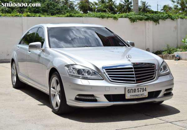BENZ S-CLASS S300 ปี 2011