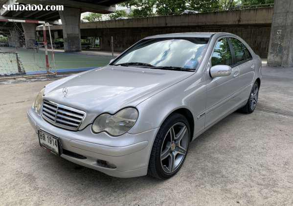 BENZ 180 ปี 2004