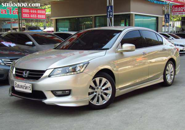 HONDA ACCORD ปี 2013